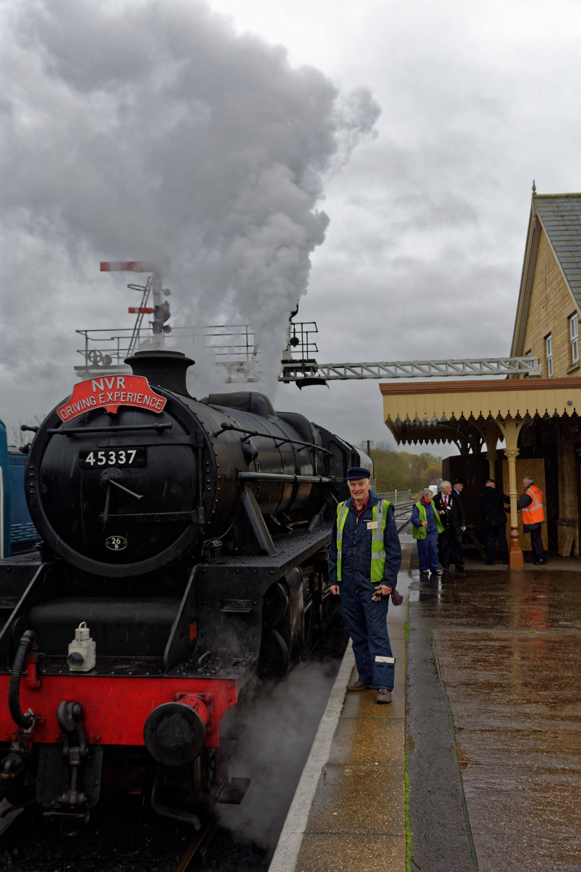 Alan's Railway Experience