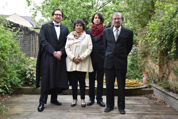 Dr Jerónimo Terrones' Graduation Ceremony
