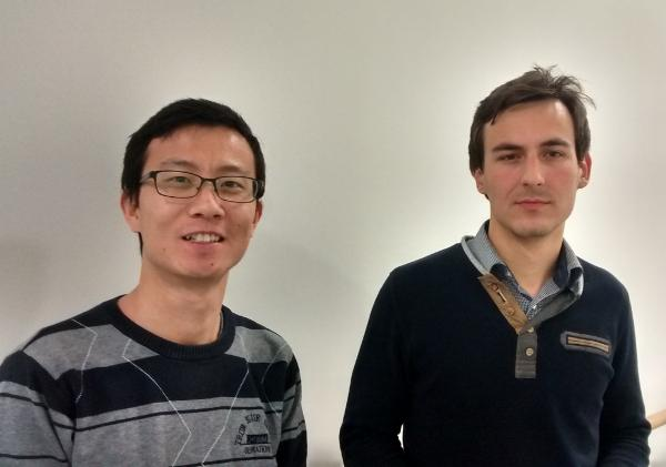 Welcome Peter and Chunlei to the MML Group